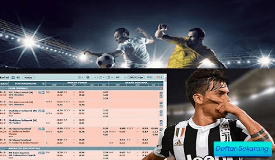 Situs Judi Bola Online - Daftar Bandar Bola Terbaik Terpercaya